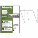 Schaubek screw post binder imitation leather